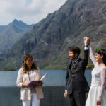 Davina McCluskie Scottish Highland Weddings elopement on the Isle of Skye
