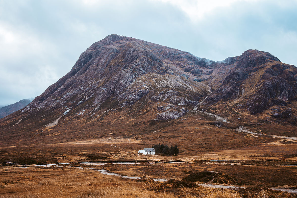 Glencoe Scotland elopement Lewis Cannon Photography
