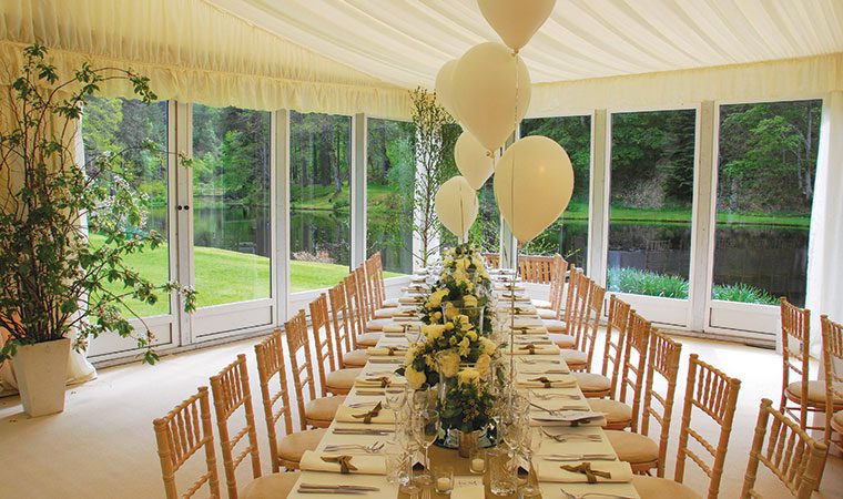 Arc Marquees