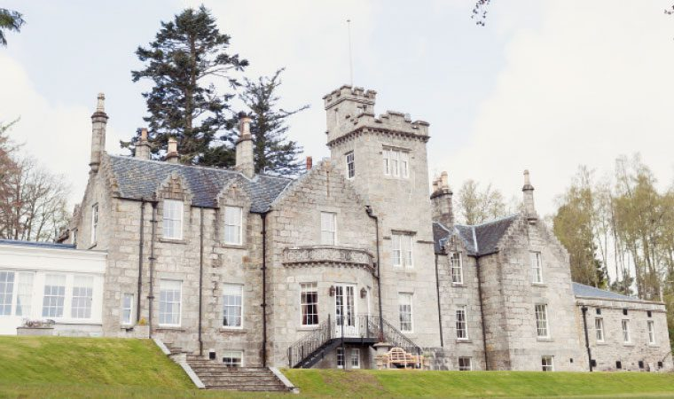 Glentruim Castle and Cottages