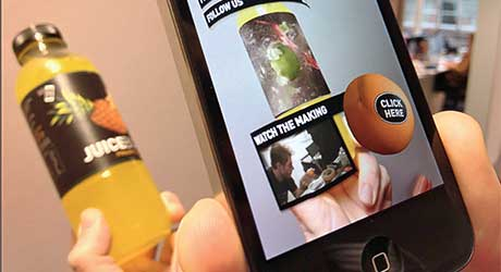 Purity Soft Drinks has overhauled its brand Juiceburst. The new look includes digitally interactive labels which link to Blippar apps on smartphones.