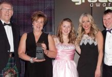 Scottish Grocer Health Promoting Retailer of the Year award