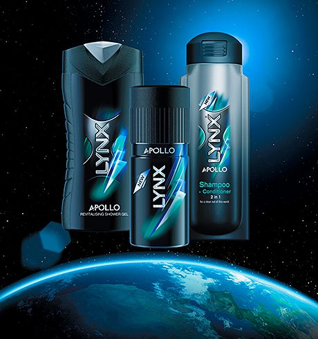 Lynx is promoting its new Apollo range with a competition to win a flight into outer space with international space agency SXC. Fronted by renowned astronaut Buzz Aldrin, the three-month TV campaign ends this month.