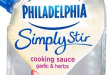 TWO flavours of Philadelphia-based Simply Stir cooking sauces hit the shelves next month.