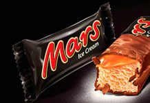 MARS and Snickers ice creams will be available for summer in a new mini format. With 74 calories (Mars) and 85 calories (Snickers), the company hopes that shoppers will keep the smaller sized bars in the freezer for an instant and relatively low-calorie ice cream hit.
