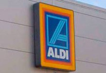 DISCOUNT store chain Aldi now takes a 3.5% share of the cash going through British grocery tills and competitor discounter Lidl takes 3% according to the latest market share findings from analyst Kantar Worldpanel. The research firm measured Aldi's year-on-year growth at 31.5% with Lidl growing by just under 9%.