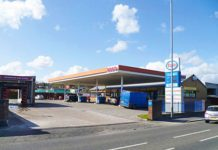 THE Esso (Barrhead) petrol filling station near Glasgow and Paisley is being sold by business agent Christie + Co.