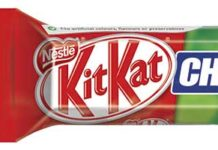 THE votes have been counted and the chocoholics' verdict is in. Chunky Mint is KitKat's new Chunky Champion and becomes a permanent addition to the Nestlé range.