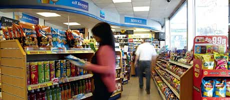 Best-one says forecourts have in-built advantages when serving busy, time-pressed consumers, But they have to overcome a reputation for poor value. That's where symbol groups come in.