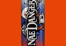 Nae Danger sports drink