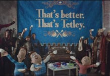 Tetley's, tea, breakfast