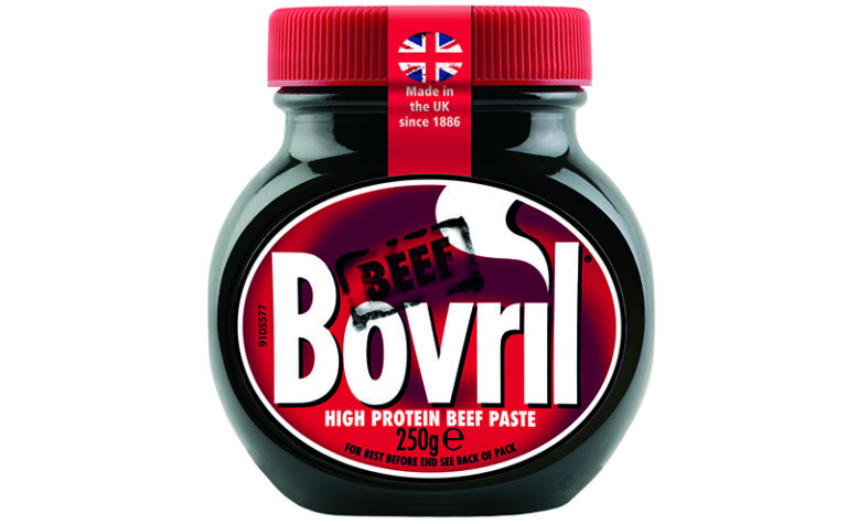 Bovril gets a very British facelift