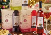 Straw Hat wine range