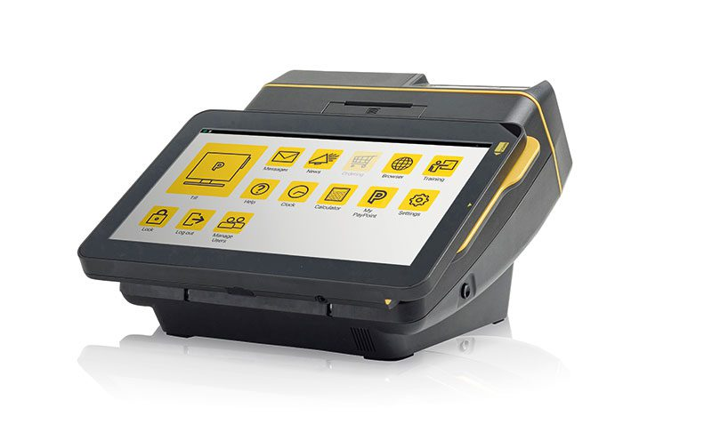 PayPoint has been replacing its old yellow box with new PayPoint One.