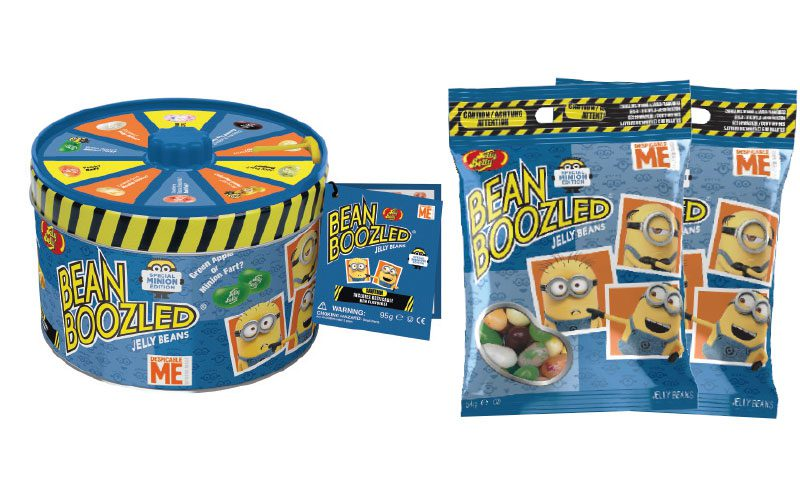 Despicable Me Jelly Belly range