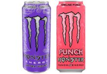 Monster Punch and Violet