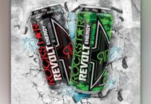 Rockstar Revolt offers two sugar free varieties, Killer Citrus and Killer Cooler.