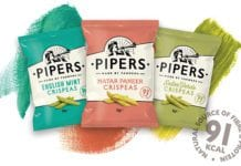 Pipers crispeas range