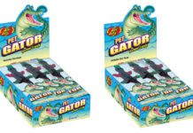 Jelly Belly pet gator range