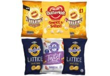 KP Snacks has introduced new products to meet demand for variety and Seabrook has added a healthy choice it hopes will resonate with older snackers.