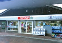 Eight stores will become Spar