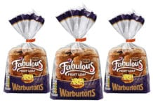 Warburtons Fabulous Fruit Loaf