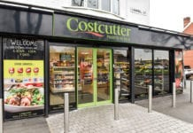 Costcutter shop exterior
