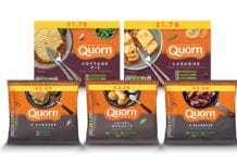 Quorn convenience core range