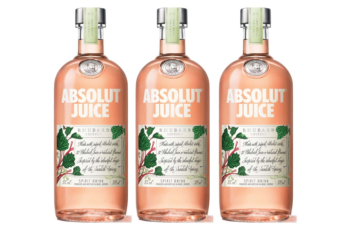 rhubarb-flavoured-vodka-absolute-juice
