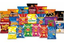 Quavers, Squares, Walkers, Monster Munch Cheetos