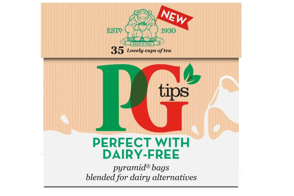 PG nondairy blend