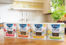 Tetley cold infusions