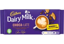 Cadbury Dairy Milk Choca-Latte.
