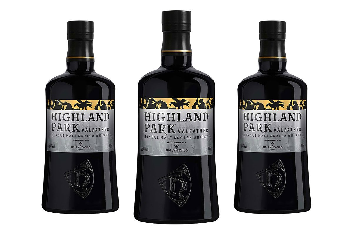 Valfather the latest release from Highland Park