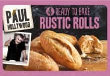 Paul Hollywood Rustic Rolls