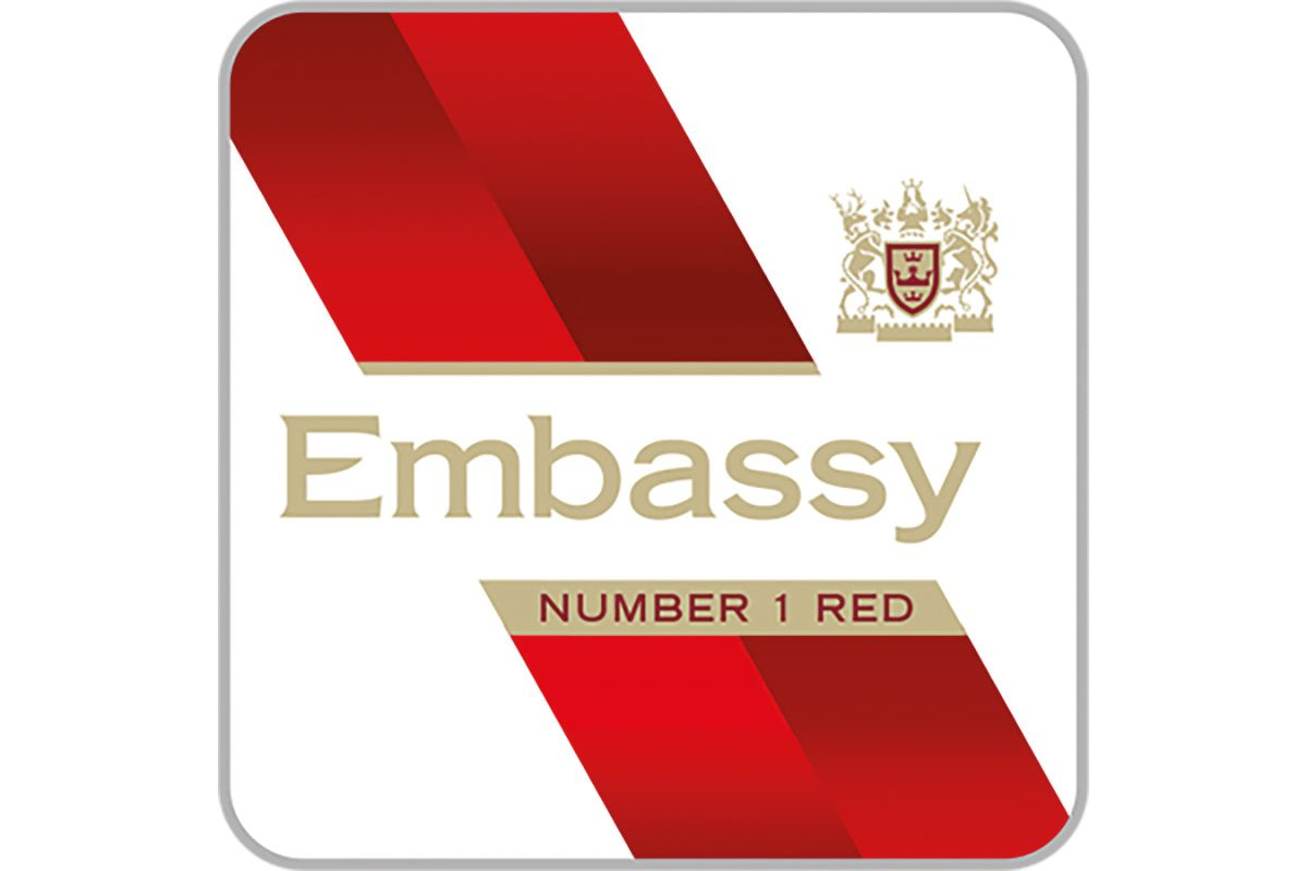 Embassy No1 Red