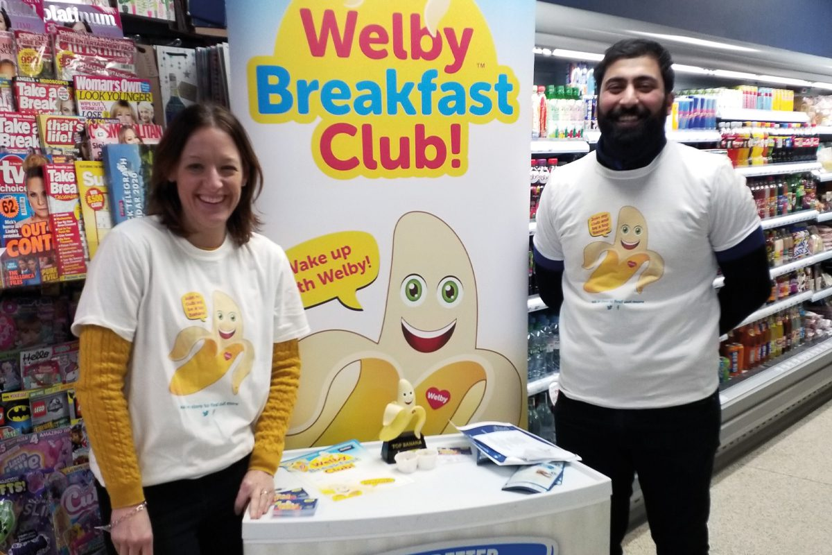 Welby Breakfast Club