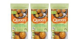 Quorn poppers