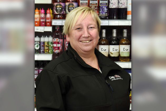 Bourtreehill Store manager Glenda Reilly.