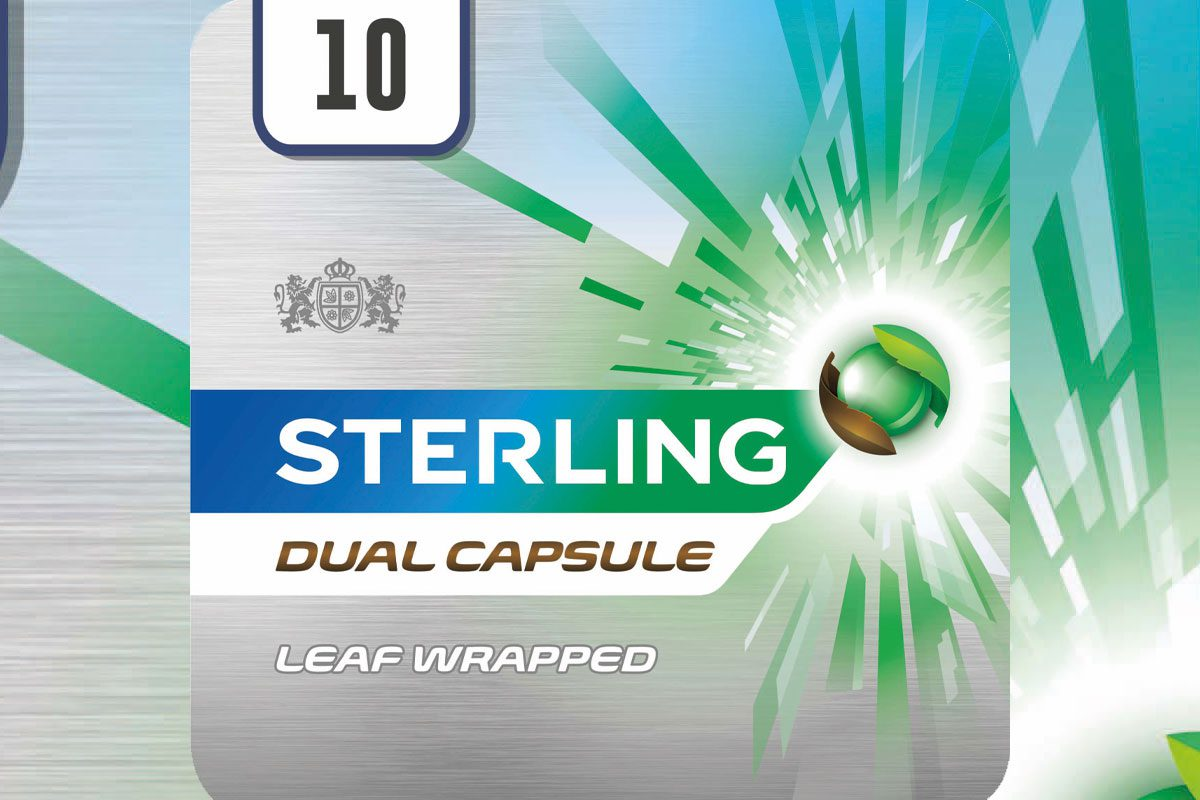 Sterling Dual Capsule Packet