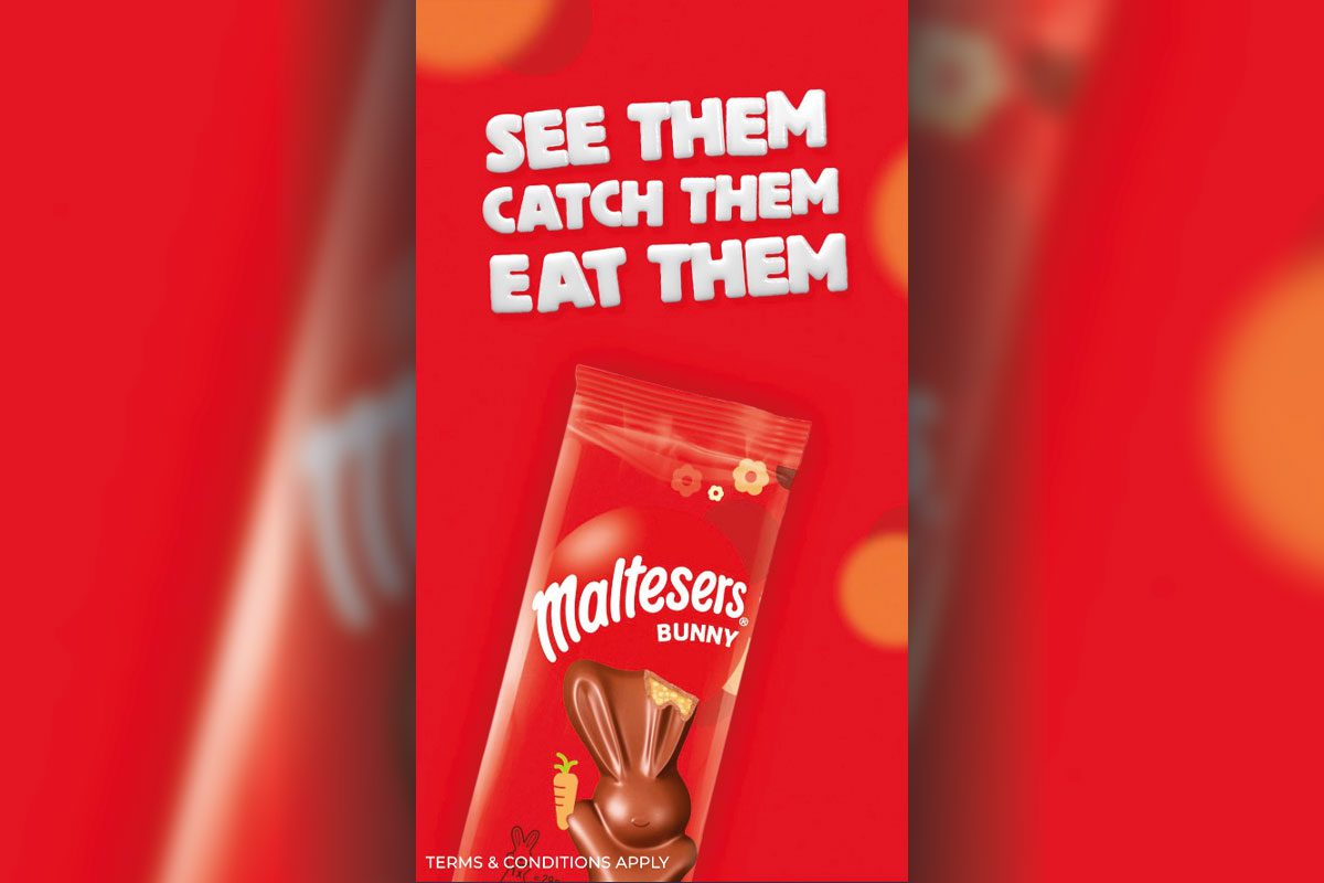 Malteasers Chocolate Rabbit