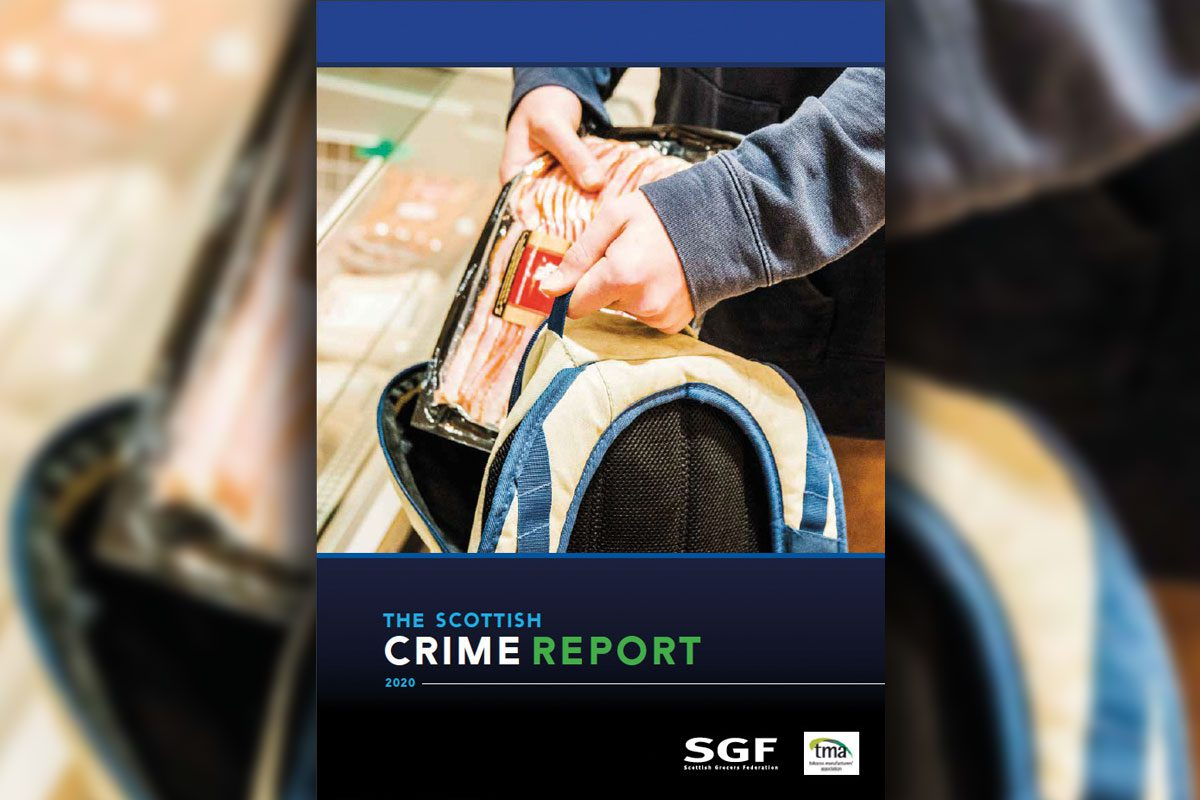 Scottish Crime report