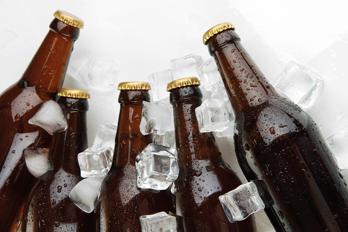 bottled-with-ice