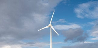 Wind Turbine photo AlanMorris/Shutterstock