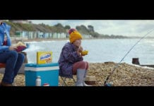 weetabix fishing advert