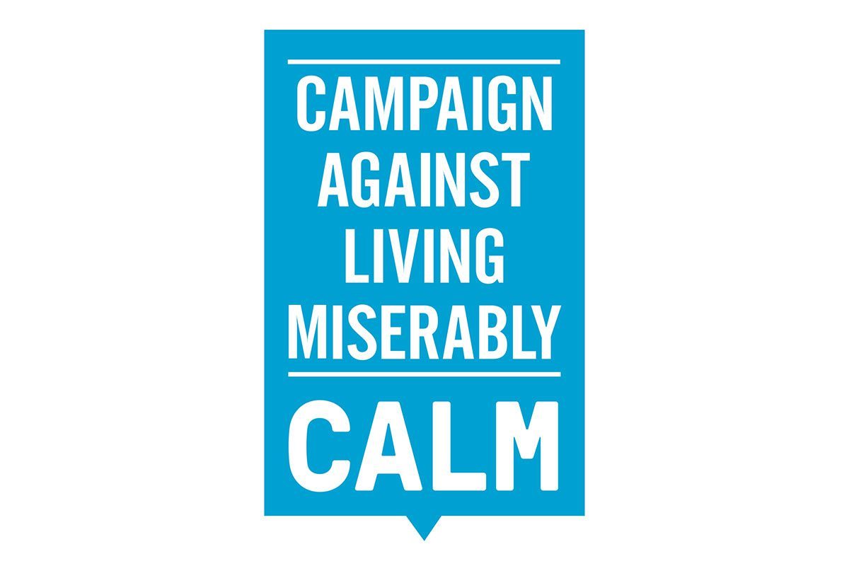 Campaign Against Living Miserably - CALM