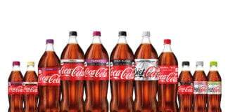 CCEP has reduced the price-mark on larger-format packs across its cola range.