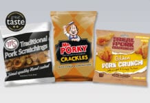 Tayto Group meat snack range