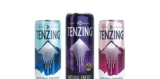 Tenzing has expanded its range with new natural BCAA varient.