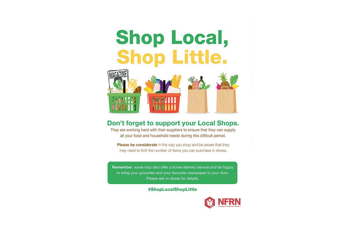 Shop Local, Shop Little campaign